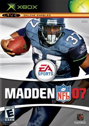 Madden NFL 07/XBox