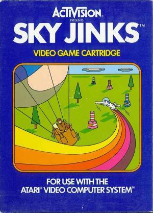 Sky Jinks/Atari 2600