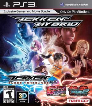 Tekken Hybrid/PS3