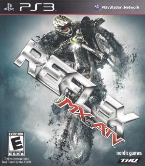 Mx vs ATV Reflex/PS3