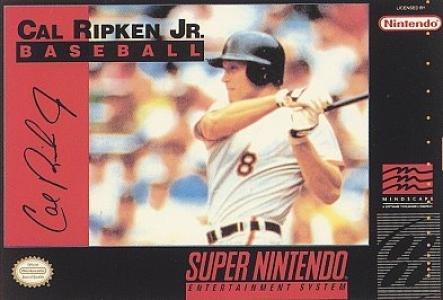 Cal Ripken Jr. Baseball/SNES