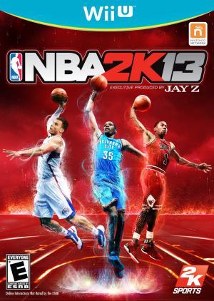 NBA 2K13/Wii U