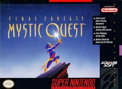 Final Fantasy Mystic Quest/SNES