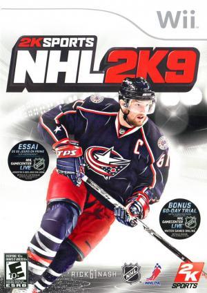 NHL 2K9/Wii