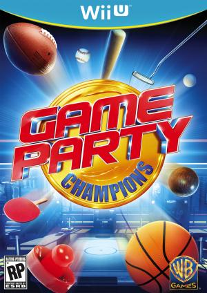 Game Party Champions/Wii U