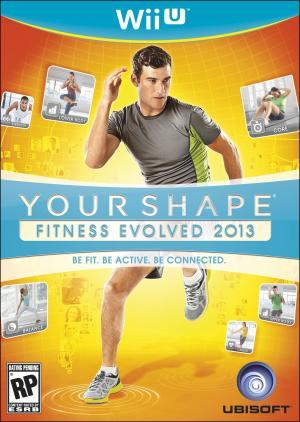 Your Shape Fitness Evolved 2013/Wii U