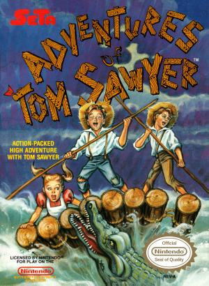 Adventures Of Tom Sawyer/NES