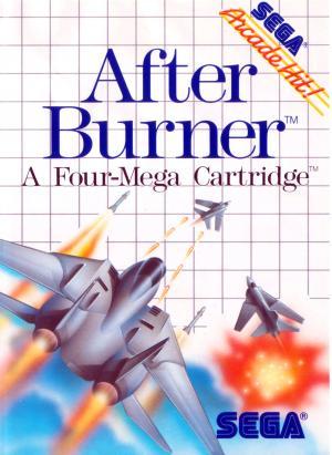 After Burner/Sega Master
