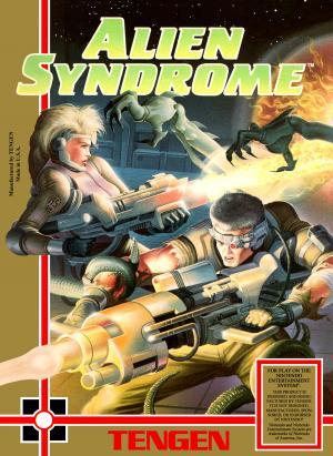 Alien Syndrome/NES