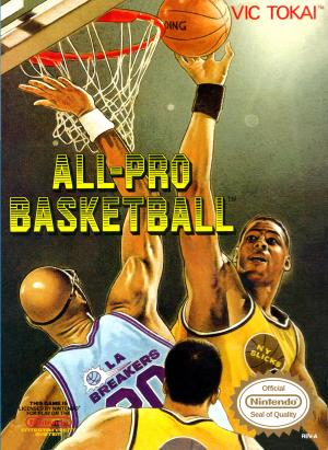 All-Pro Basketball/NES