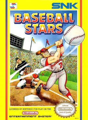 Baseball Stars/NES