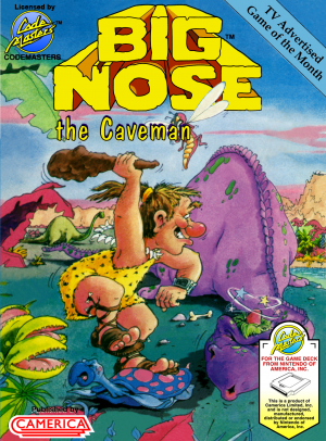 Big Nose the Caveman/Nes