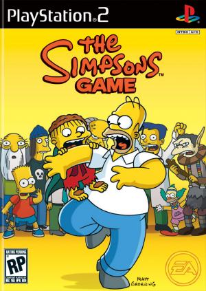 The Simpsons Game/PS2