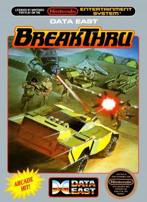 Breakthru/NES