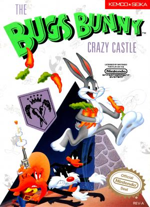 Bugs Bunny Crazy Castle/NES