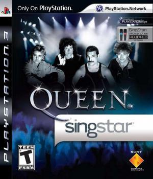 SingStar Queen Jeu Seulement/PS3