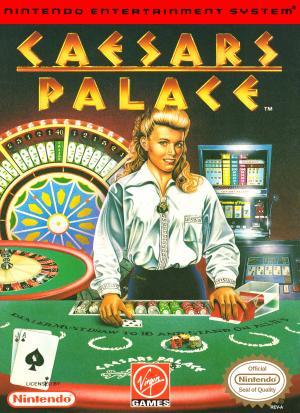 Caesar's Palace/NES