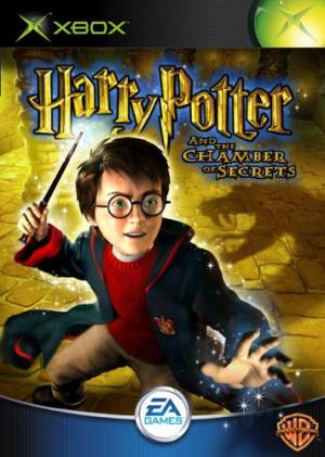 Harry Potter And The Chamber Of Secrets/Xbox