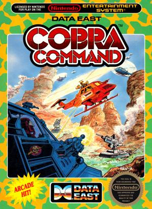 Cobra Command/NES
