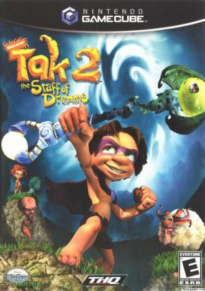 Tak 2 The Staff of Dreams/GameCube