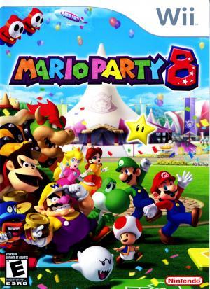 Mario Party 8/Wii