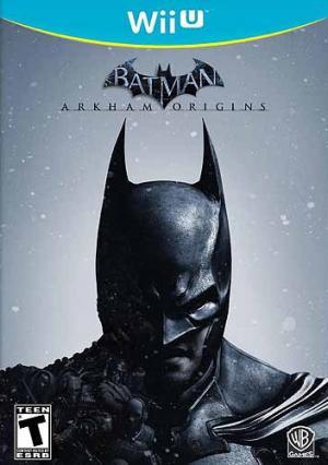 Batman Arkham Origins/Wii U