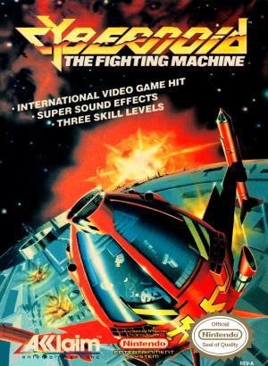 Cybernoid The Fighting Machine/Nes