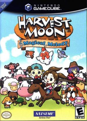 Harvest Moon Magical Melody/GameCube