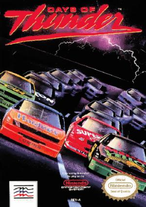 Days Of Thunder/NES