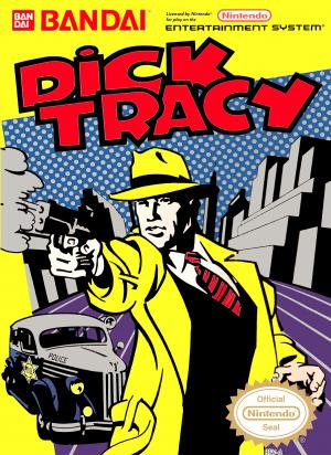 Dick Tracy/NES