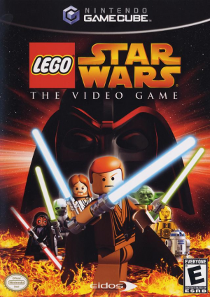 Lego Star Wars The Video Game/GameCube