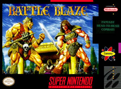 Battle Blaze/SNES
