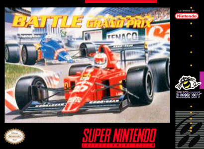 Battle Grand Prix/SNES
