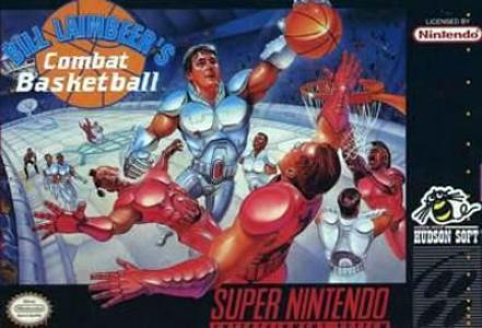Bill Laimbeer's Combat Basketball/SNES