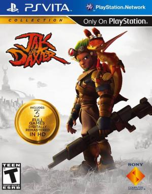 Jak And Daxter Collection/PS Vita