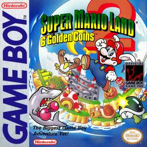 Super Mario Land 2 6 Golden Coins/Game Boy