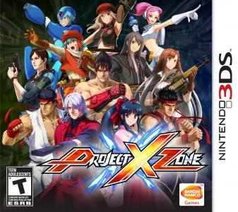 Project X Zone/3DS