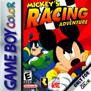 Mickey's Racing Adventure/Game Boy Color