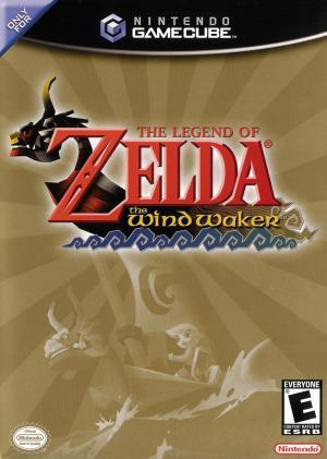 The Legend Of Zelda The WindWaker/GameCube