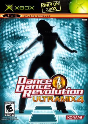 Dance Dance Revolution Ultramix/Xbox