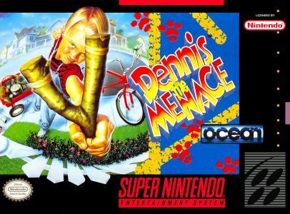 Dennis The Menace/SNES
