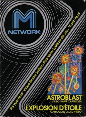 Astroblast/Atari 2600