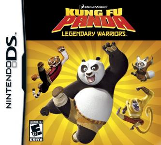 Kung Fu Panda: Legendary Warriors/DS