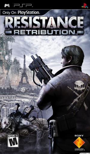 Resistance Retribution/PSP