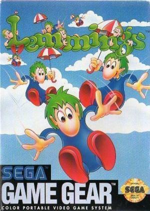 Lemmings/Game Gear