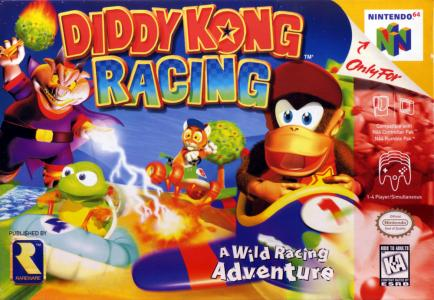 Diddy Kong Racing/N64