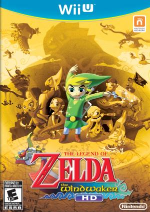 The Legend Of Zelda The WindWaker HD/Wii U