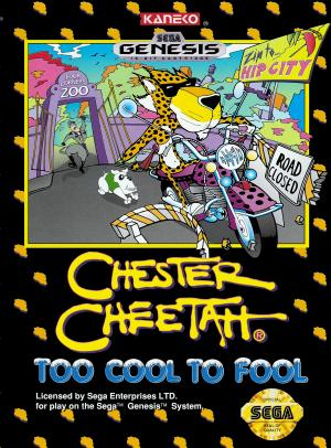 Chester Cheetah Too Cool to Fool/Genesis