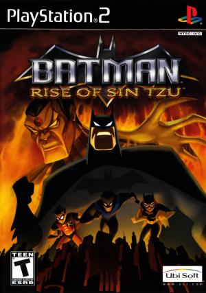Batman: Rise of Sin Tzu/PS2
