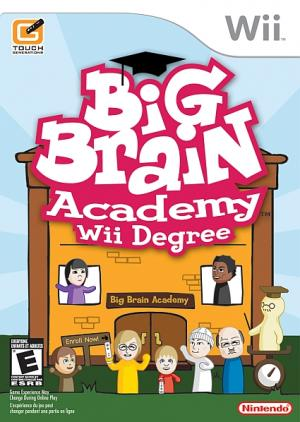 Big Brain Academy Wii Degree/Wii